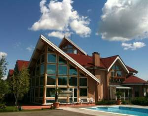 Luxury house for rent in Bucharest Pipera